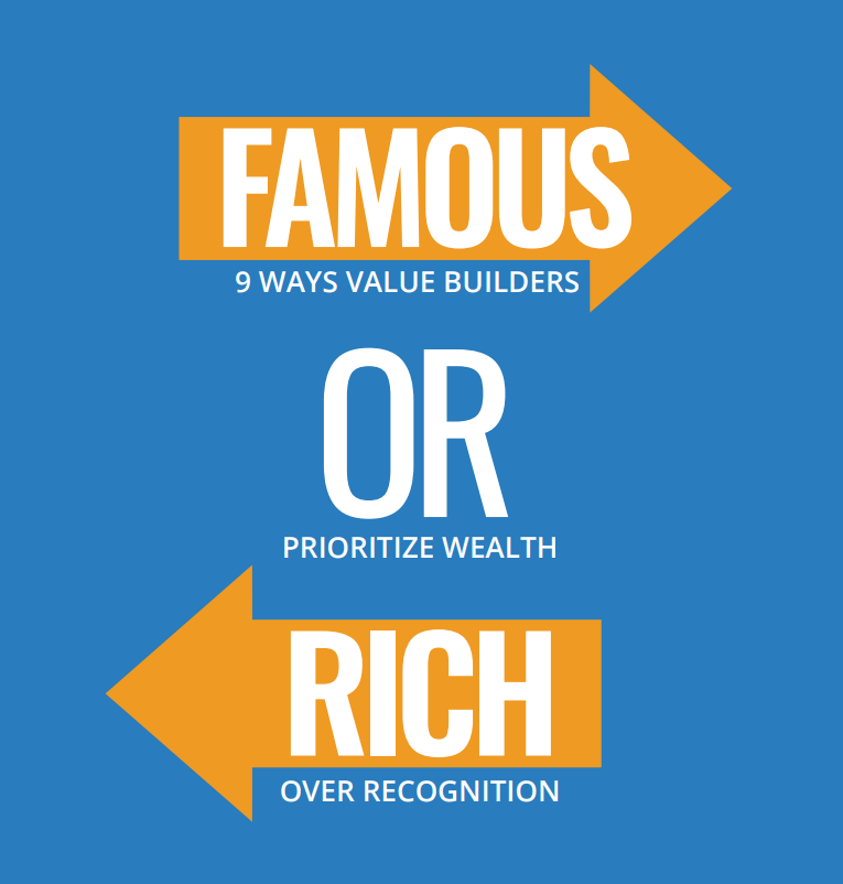 famous or rich ebook iag